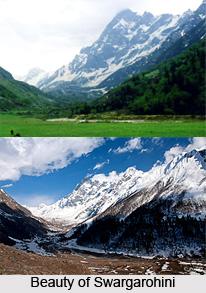 Swargarohini, Indian Mountain Massif, Uttarkashi, Uttarakhand