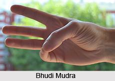 Bhudi Mudra, Yoga