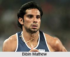Bibin Mathew, Indian Athlete