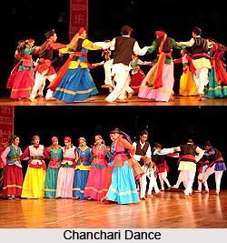 Chanchari Dance, Uttarakhand