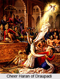 Cheer Haran of Draupadi, Mahabharata