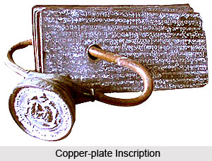 Copper-plate Inscriptions of South India