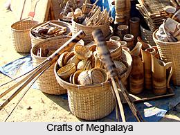 Crafts of Meghalaya