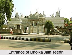 Dholka Jain Teerth, Gujarat