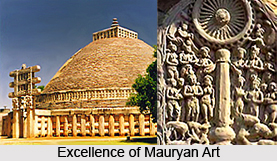 Features of Mauryan Art