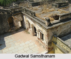Gadwal Samsthanam, Mahabubnagar District, Telangana