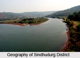 Geography of Sindhudurg District, Maharashtra