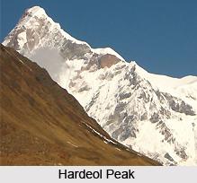 Hardeol Peak, Uttarakhand