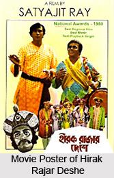 Hirak Rajar Deshe, Indian Movies