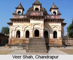 History of Chandrapur District, Maharashtra