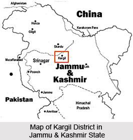 History of Kargil District
