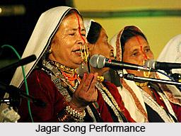 Jagar, Folk Dance of Kumaon, Uttarakhand