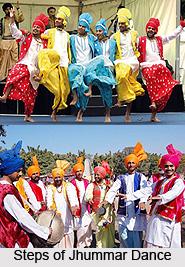 Jhummar Dance, Folk Dance of Punjab
