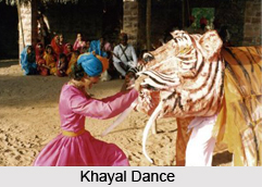 Khayal Dance, Folk Dance of Rajasthan