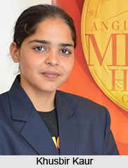 Khusbir Kaur, Indian Athlete