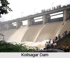 Koilsagar Dam, Mahabubnagar District, Telangana