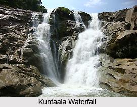 Kuntaala Waterfall