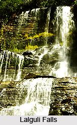 Lalguli Falls, Karnataka