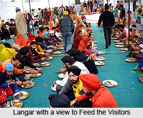 Langar, Sikhism