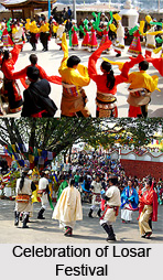 Losar Festival, Arunachal Pradesh