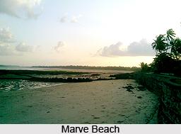 Marve Beach, Maharashtra