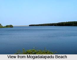 Mogadalapadu Beach, Srikakulam District, Andhra Pradesh