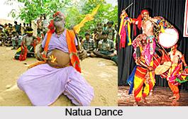 Natua Dance, Indian Folk Dance