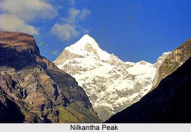 Nilkantha Peak, Uttarakhand