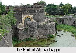 Nizam Shahi Dynasty of Ahmadnagar , India