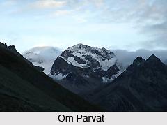 Om Parvat, Uttarakhand