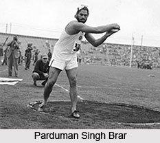 Parduman Singh Brar, Indian Athlete