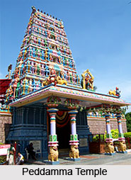 Peddamma Temple, Hyderabad, Telangana