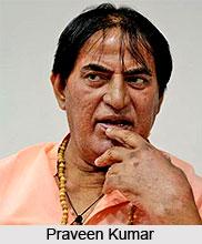 Praveen Kumar, Indian Politician