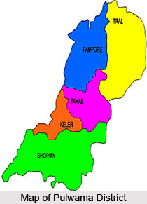 Pulwama District, Jammu and Kashmir