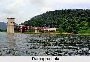Ramappa Lake, Andhra Pradesh
