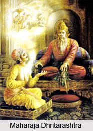 Sanjaya, Charioteer of Maharaja Dhritarashtra