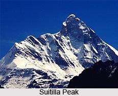 Suitilla Peak, Kumaon, Uttarakhand
