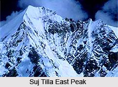 Suj Tilla East Peak, Uttarakhand