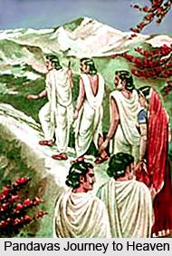 Svargarohana Parva, 18 Parvas of Mahabharata