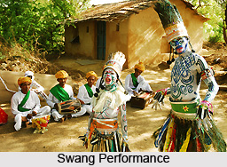 Swang, Indian Folk Dance