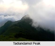 Tadiandamol Peak, Karnataka