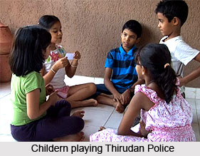 Thirudan Police, Indian Traditional Sport