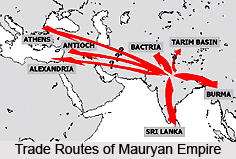 Trade under Mauryan Empire