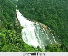 Unchali Falls, Karnataka