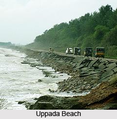 Uppada Beach, Kakinada, Andhra Pradesh