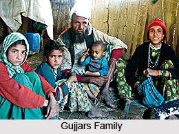 Van Gujjars in India