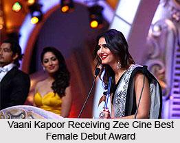 Zee Cine Awards For Best Female Debut