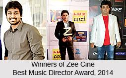 Zee Cine Awards For Best Music Director
