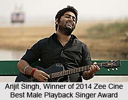 Zee Cine Awards for Best Playback Singer - Male