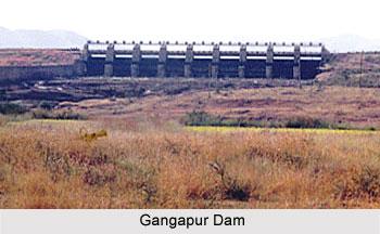 Gangapur Dam, Maharashtra
